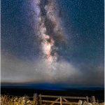 Milky Way Over Dere Street