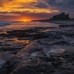 82 Bamburgh Sunrise - 3rd - Alastair Peacock